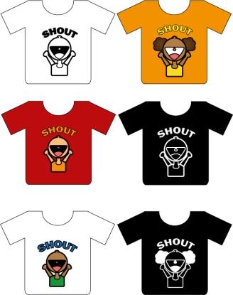 T-shirt-layout