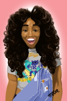 SZA by MJ Doe