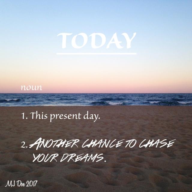 MJ's Monday Motivation [22.05.17]
